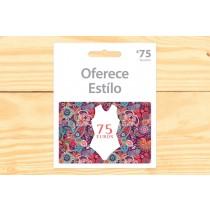 Voucher 75